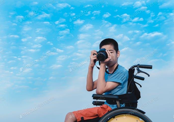 Kompetenzentwicklung von Kindern mit Behinderung