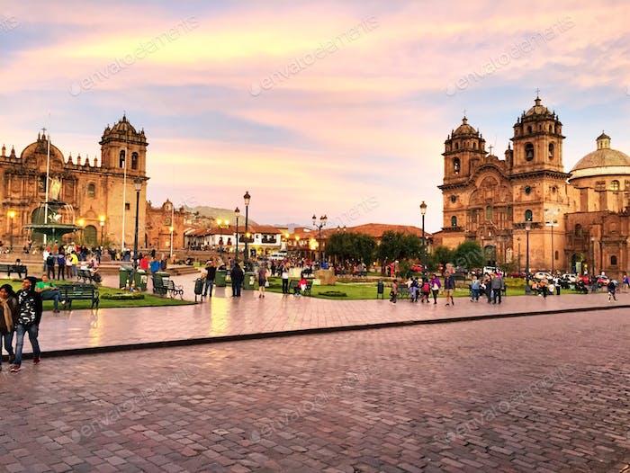 Beautiful Cusco Peru