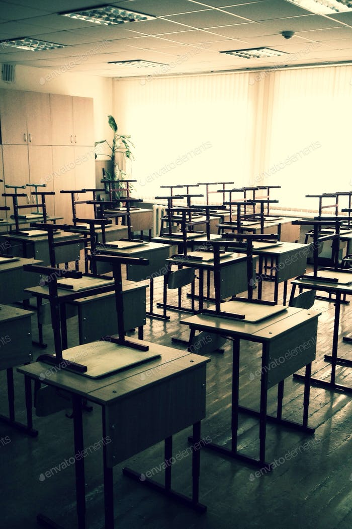 """""""In the classroom"""""""