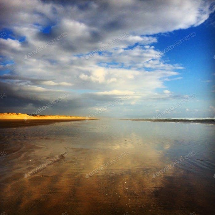 90 mile Beach - New Zealand