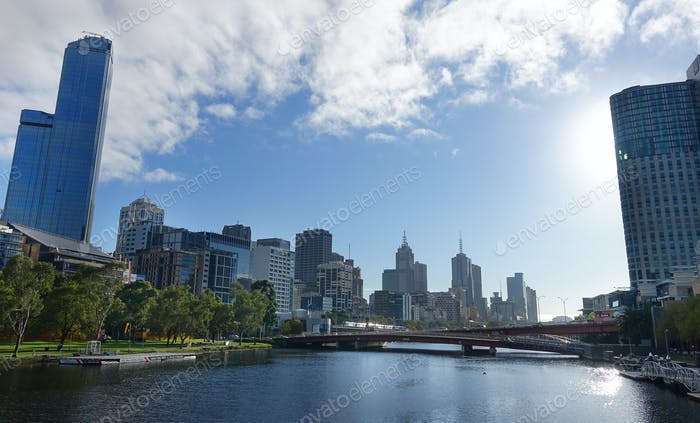 Melbourne city the most liveable city in the world