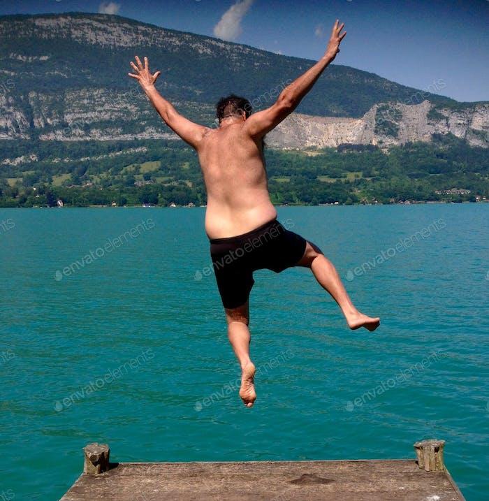 Carpe Diem!! Lake Annecy, France
