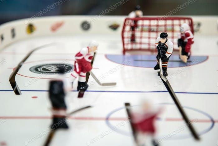 Sport game hockey
