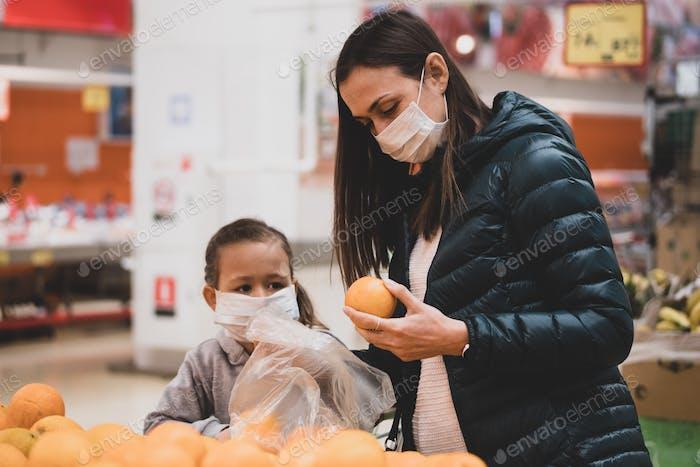 Coronavirus-Epidemienkonzept