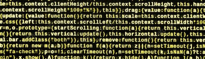 Computerprogramm-Vorschau