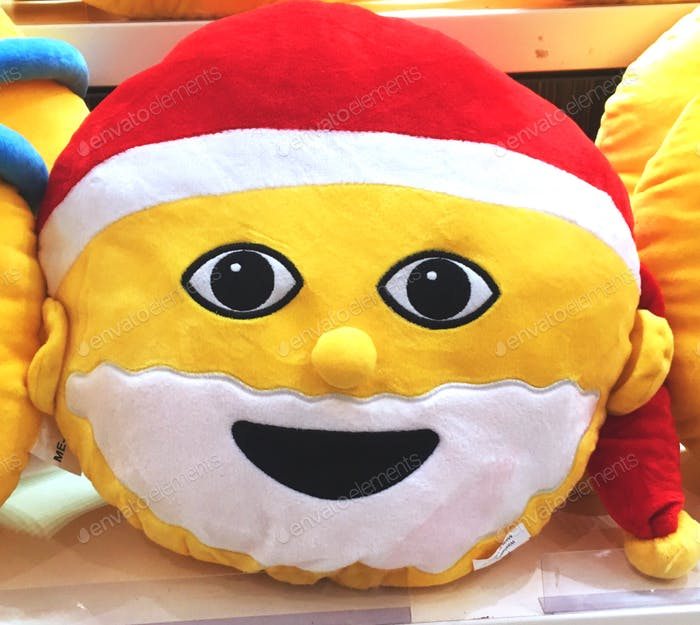 Emoji Santa