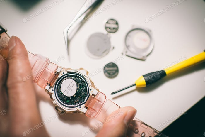 DIY Watch Repair