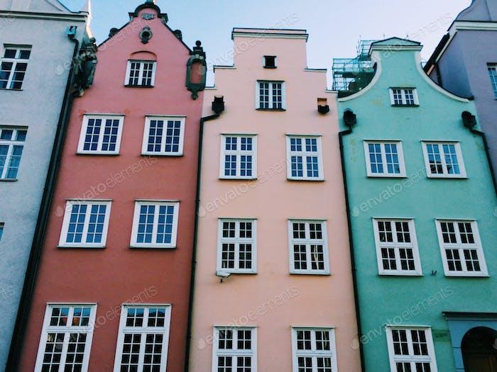 Pretty facade