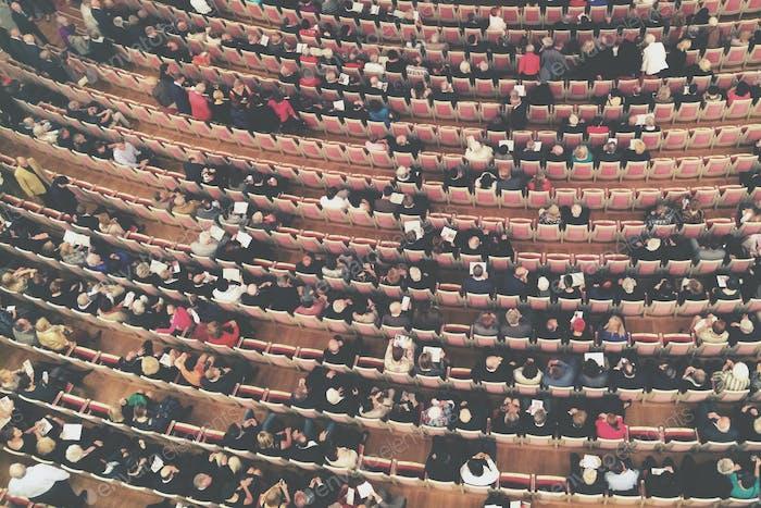 opera audience