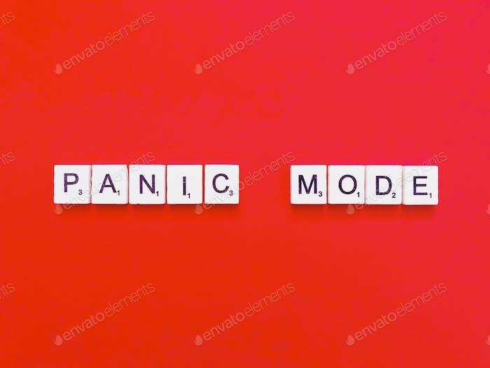 Panik-Modus