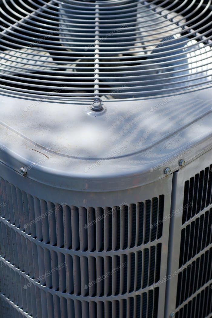 HVAC fan and venting