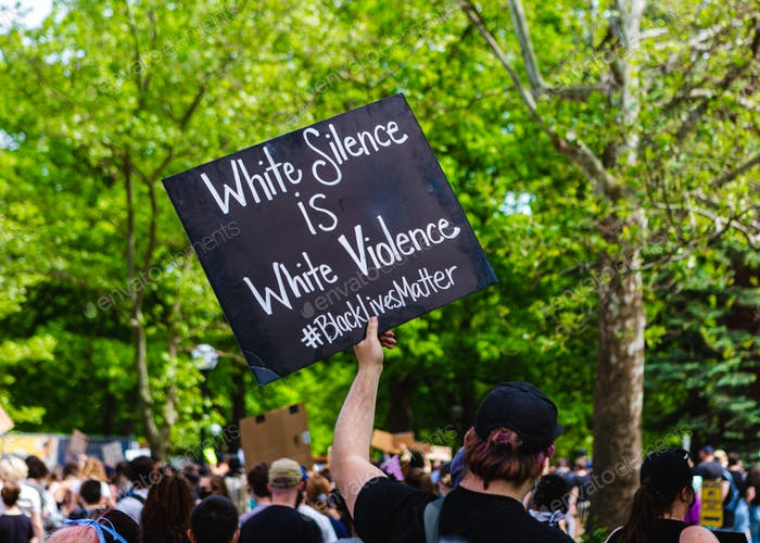 White Silence is White Violence