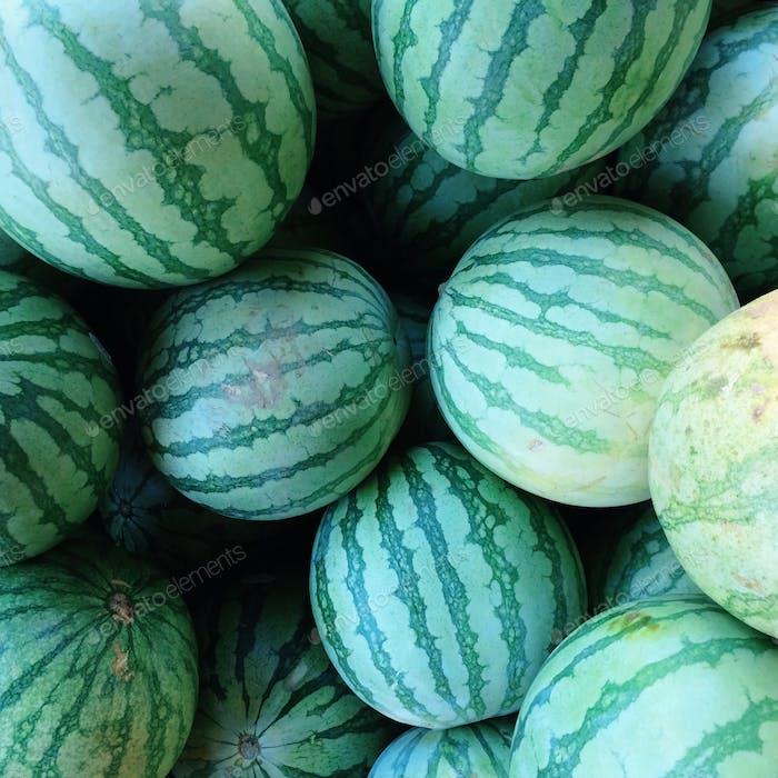Watermelon crate