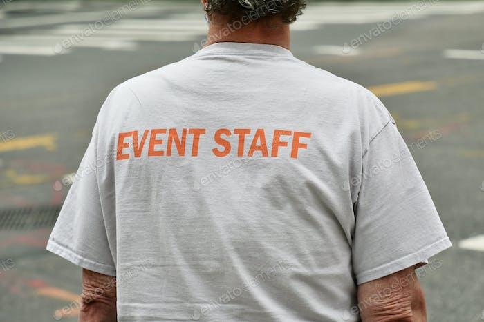 Event-Mitarbeiter
