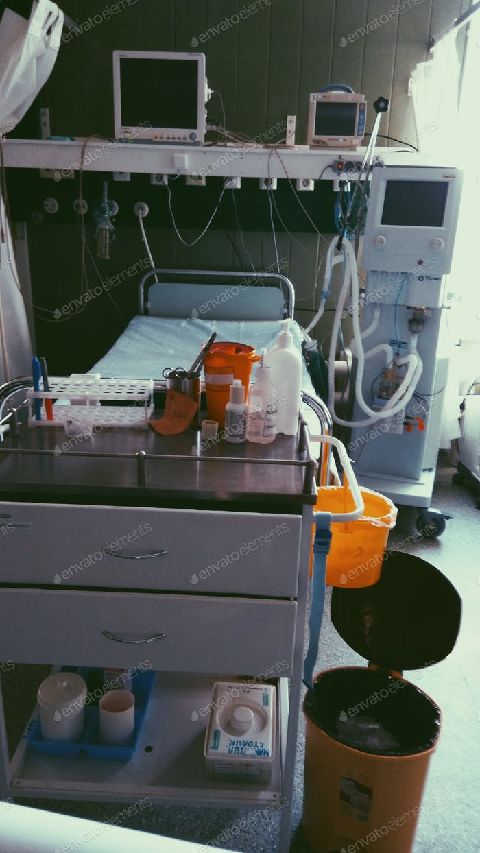ICU intensive care unit