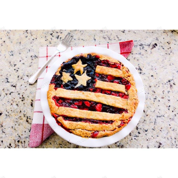 Memorial pie