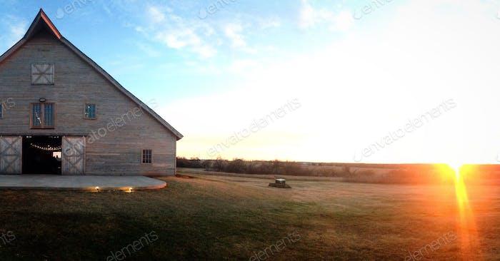 McGranahan Barn, Piedmont, OK