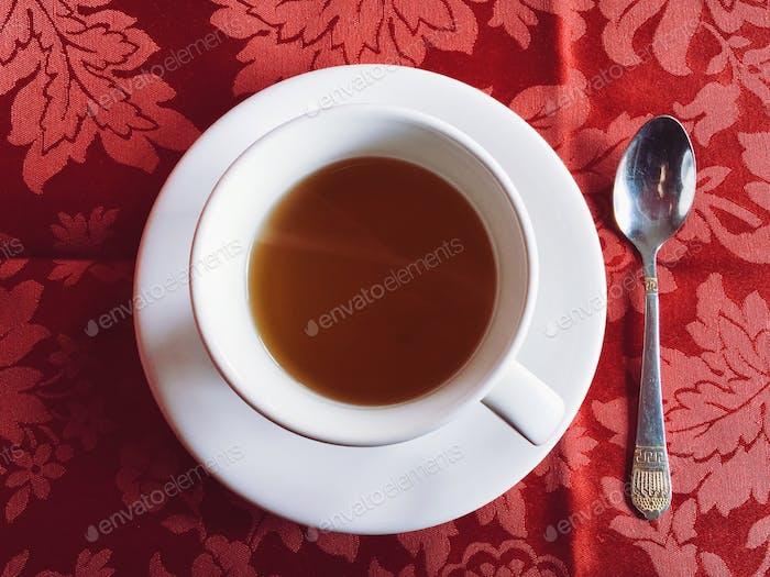 Tea flavor...