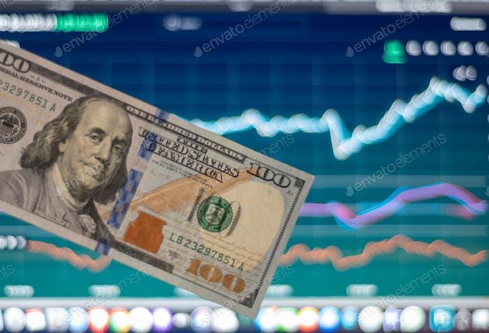 Invertir dinero en el mercado de valores