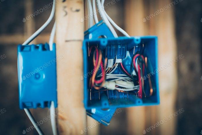 Elektrischer Kasten