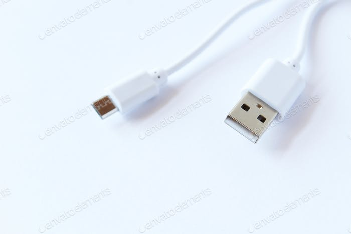 USB charger cord