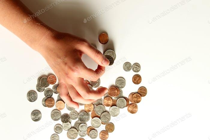 Contar monedas