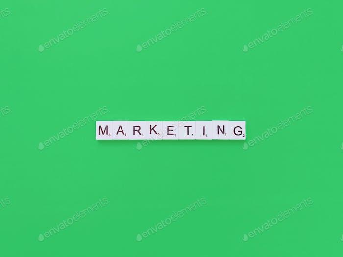 Vermarktung