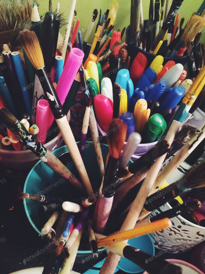 Инструмент «Художники»