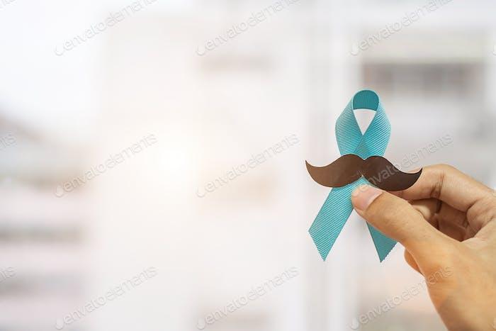 November Prostatakrebs Bewusstsein Monat