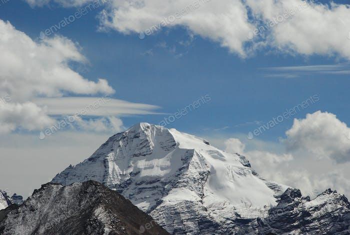 Peak in Bhutan