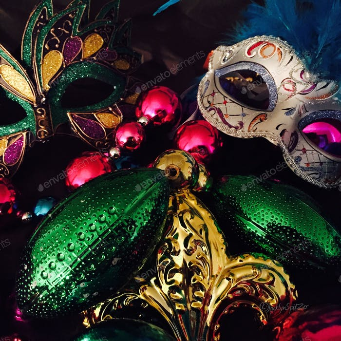 Mardi Gras/Fat Tuesday New Orleans