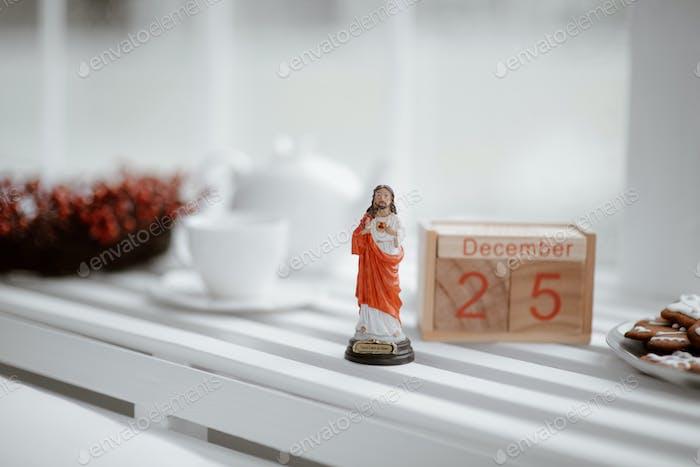 Weihnachtsferien Dekorationen
