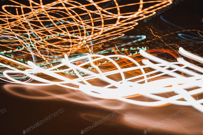 Long exposure lights