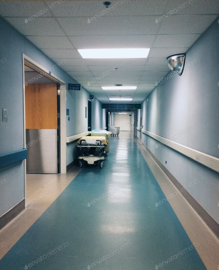 Besuche im Krankenhaus