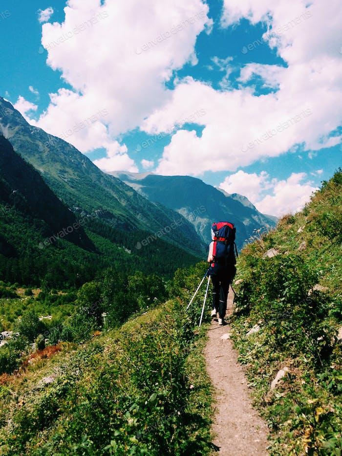 In my free time 👣 Elbrus