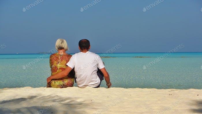 Entspannen auf den Malediven