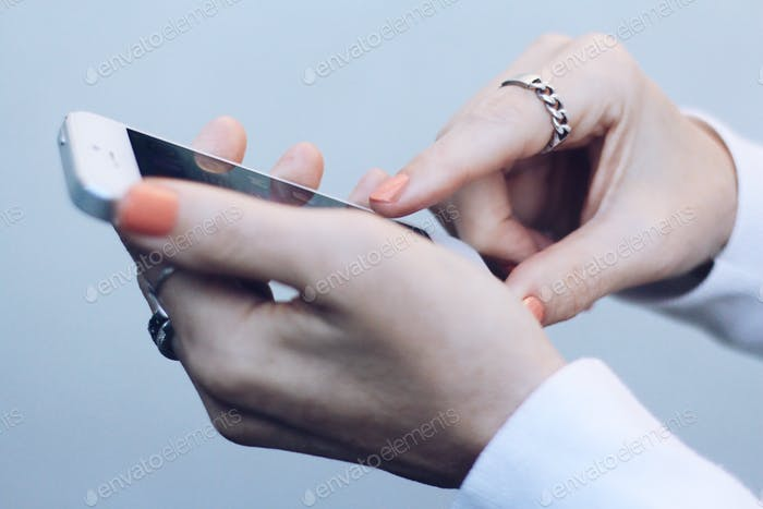 Using mobile
