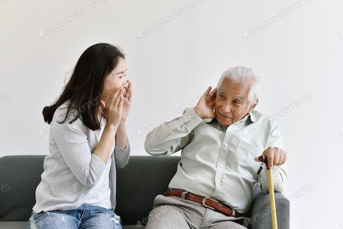 Hearing loss problem