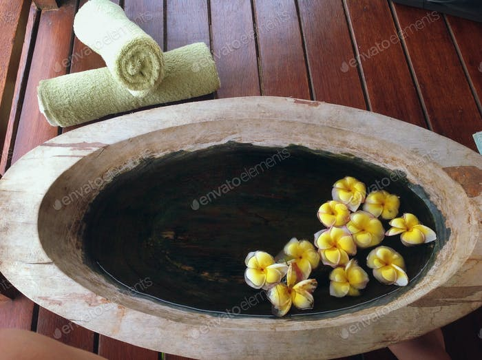 Foot bath - Bali