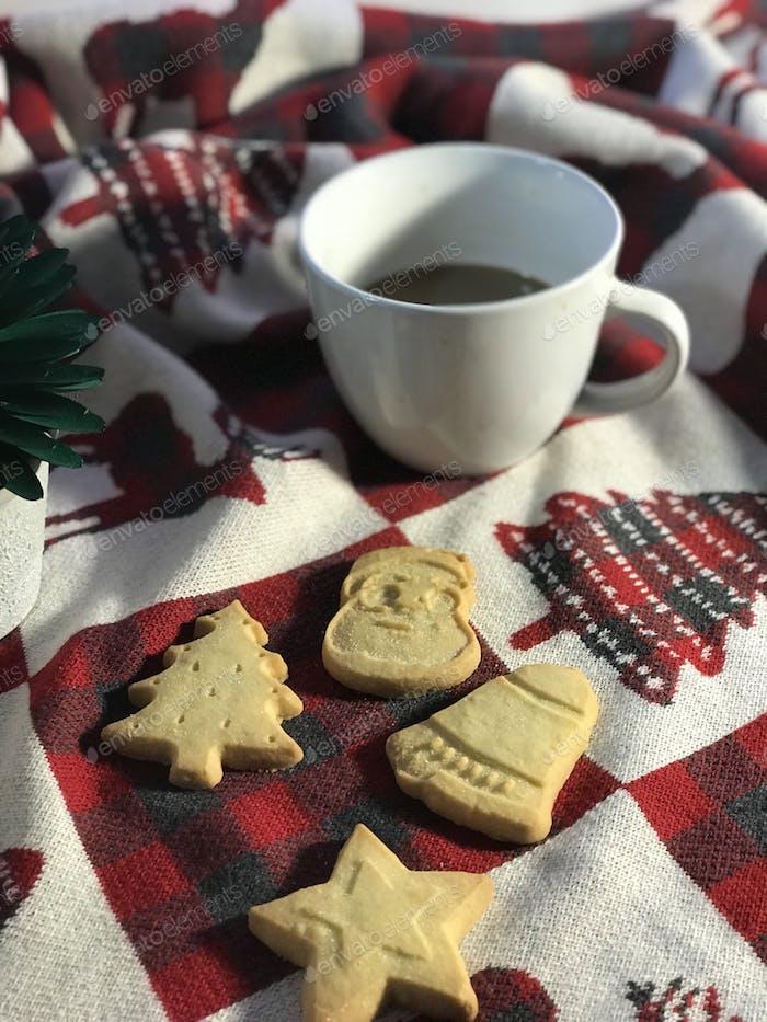 Cookies lay flat