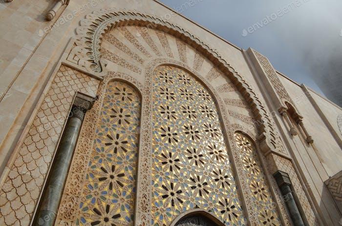 Casablanca Mosque mrocco islam