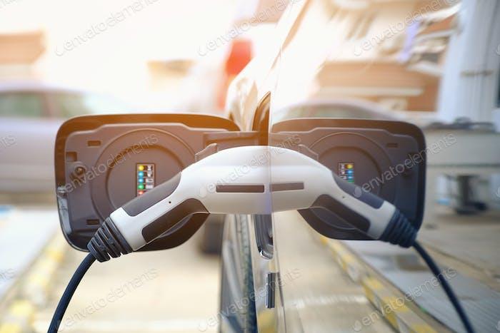 New era of vehicle fuel.