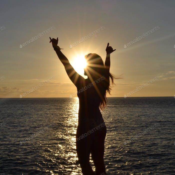 The aloha spirit is a way of life.