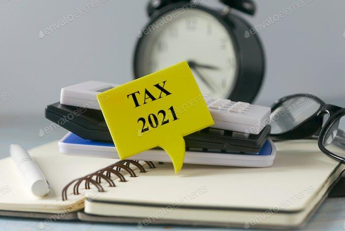 Impuestos 2021