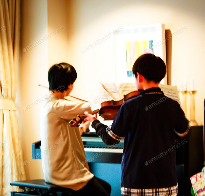 Musik-Lektion