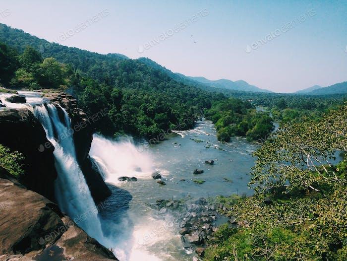 .Athirappilly.    Kerala, India 2016