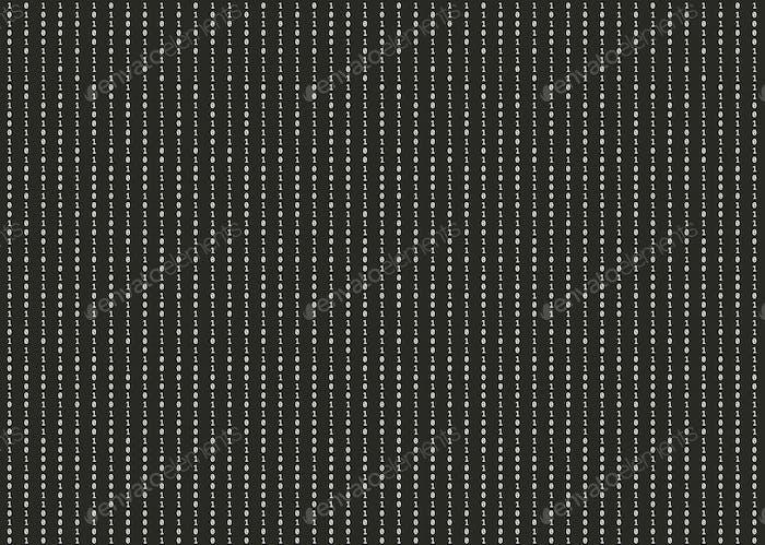 Código binario en la pantalla del ordenador