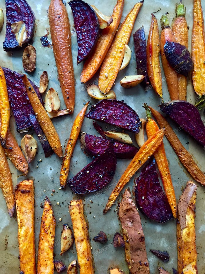 Roasted Roots