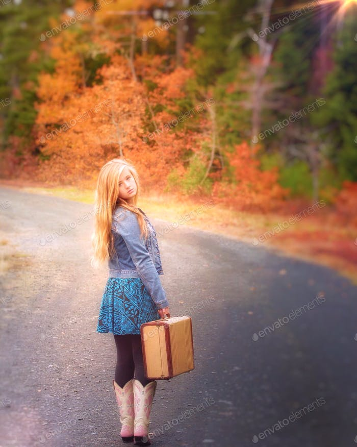 Herbst-Abfahrt