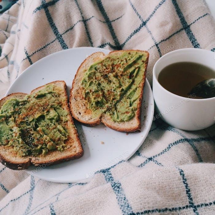 morning indulgence